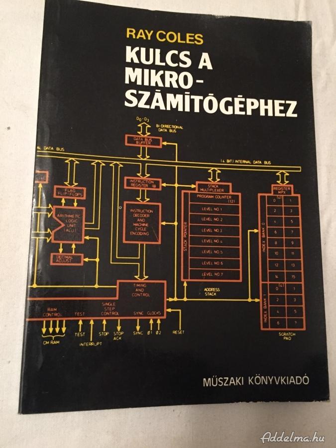 Kulcs a mikroszámitógéphez