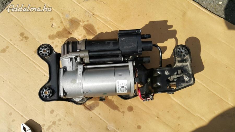 Légrugó kompresszor és légrugó javítás