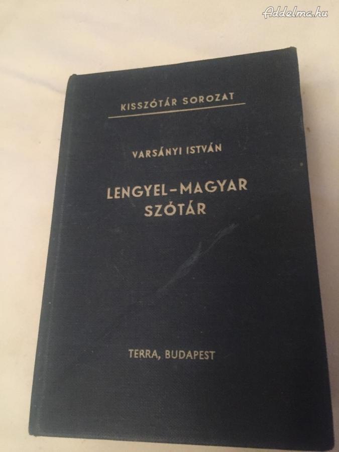 Lengyel –Magyar Szótár 1976