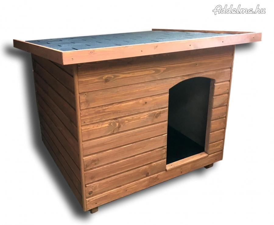 Levehető tetős kutyaház