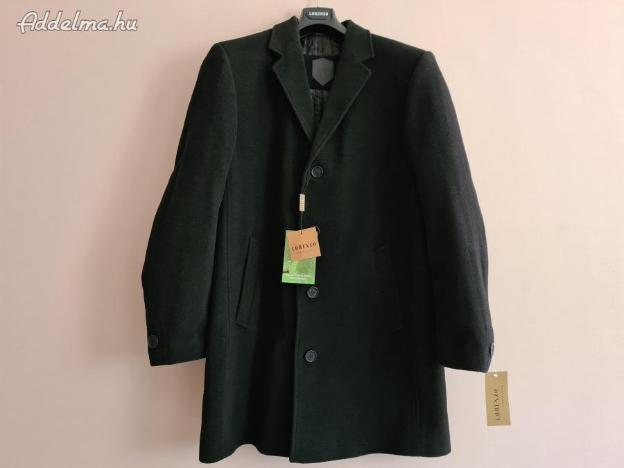 Lorenzo férfi téli kabát L 50-52-es