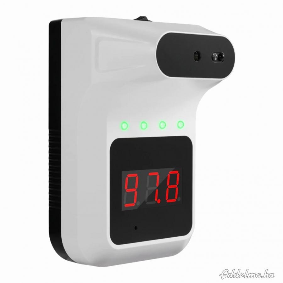M3 PRO digitális Infra hőmérő lázmérő akkumulátorral