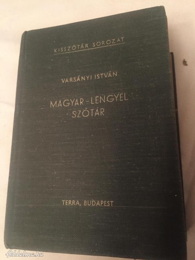 Magyar-Lengyel szótár 1976