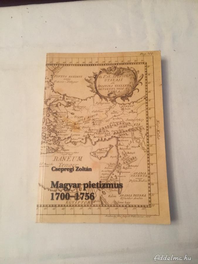 Magyar pietizmus 1700-1756-ig