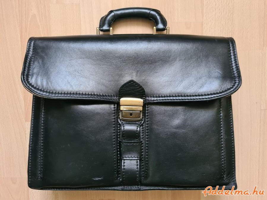 MaxModa bőr férfi irattáska kézi táska