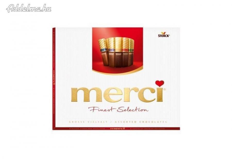 Merci Assorted Chocolates 250g