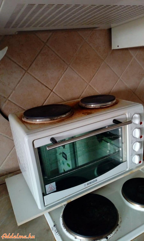 Mini konyha - főzőlap