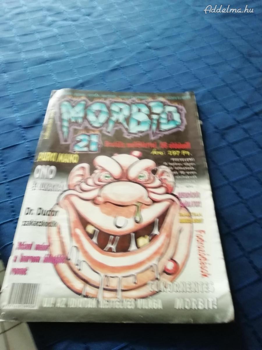 Morbid  újság,magazin