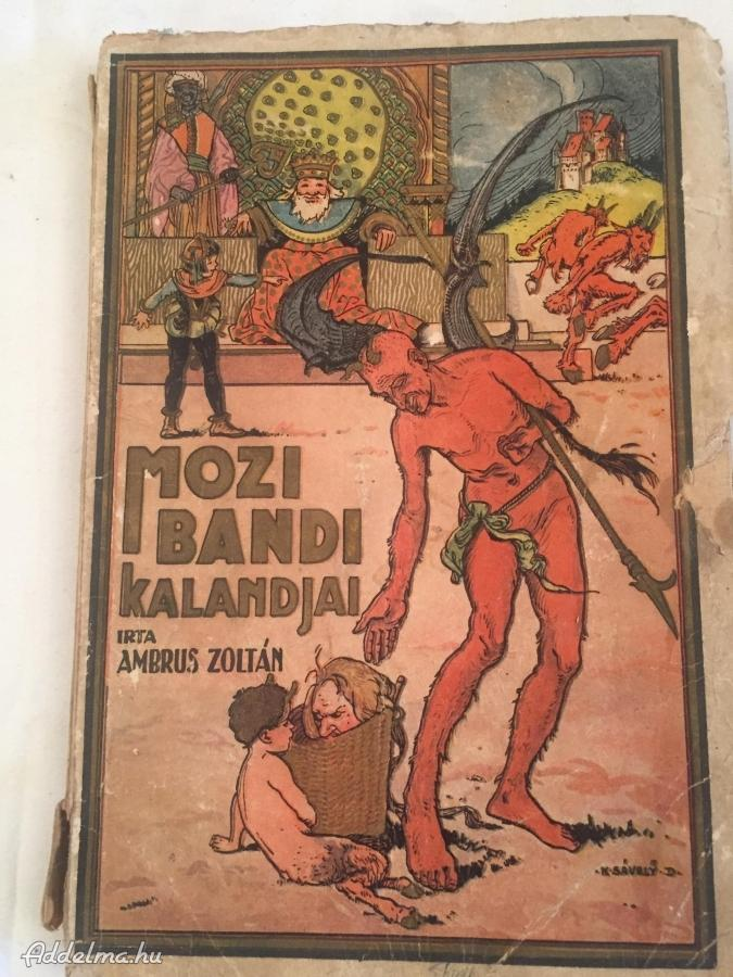 Mozi Bandi Kalandjai 1946