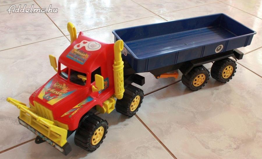 Nagy játék teheratutó utánfutóval eladó
