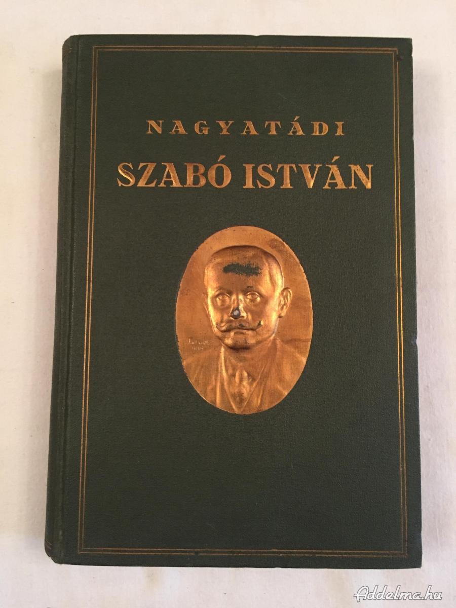 Nagyatádi  Szabó István önéletrajza  1935.kiadású