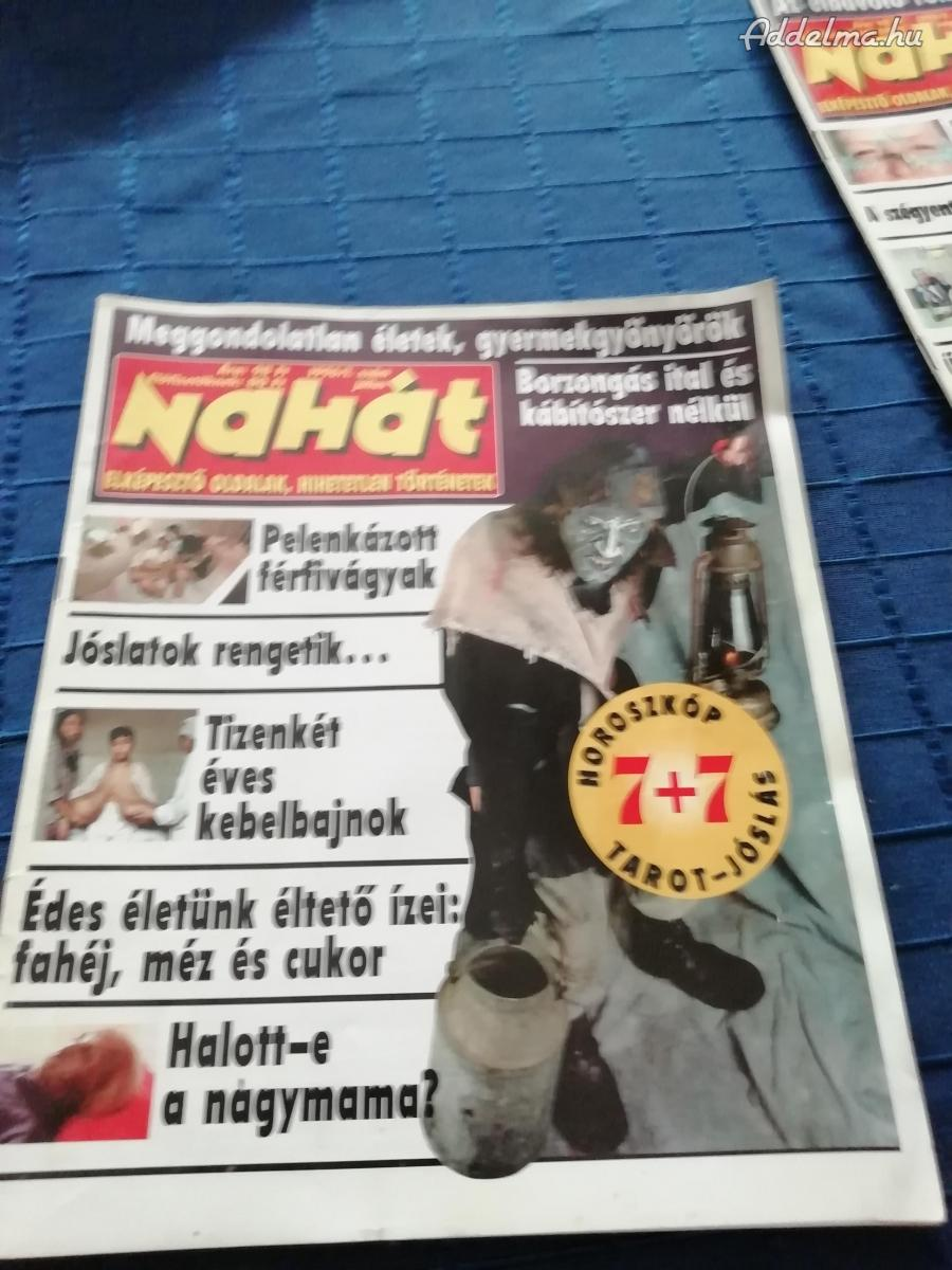 Nahát magazinok