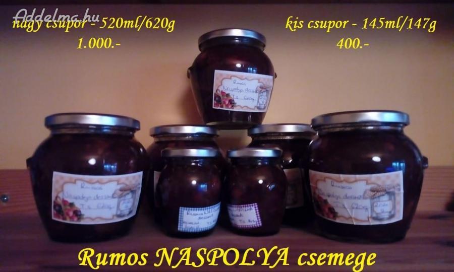 NASPOLYA termékek