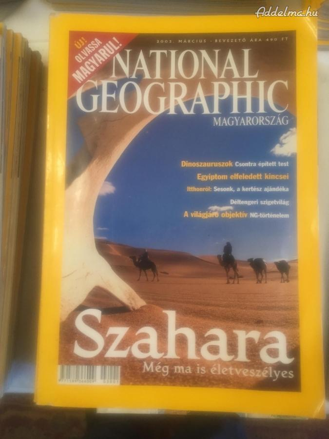 National Geographic  2003