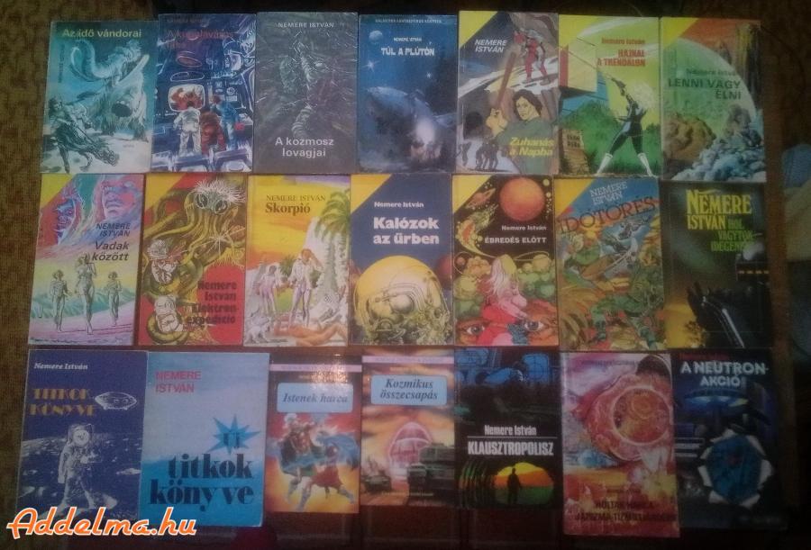 Nemere könyvek