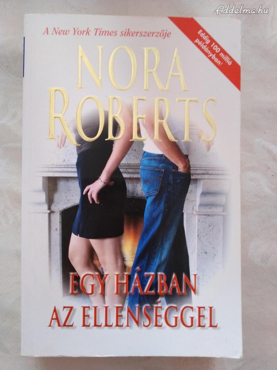 Nora Roberts könyvek