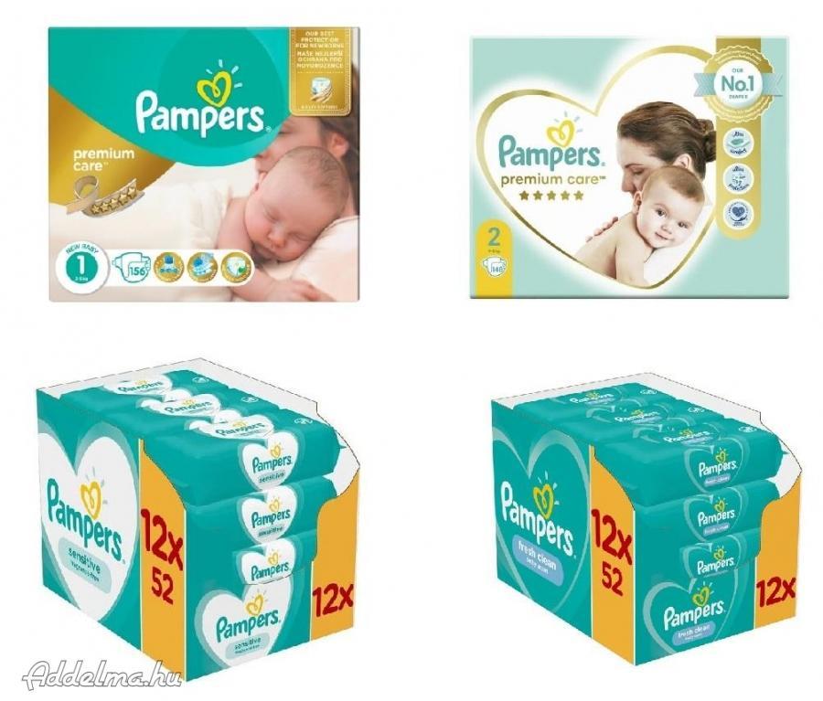 Pampers Premium Care 1 - 156 db