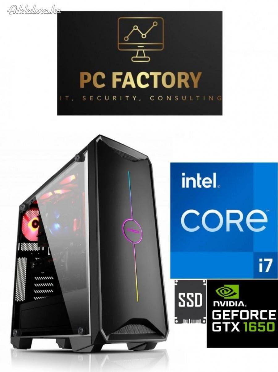PC FACTORY INTEL_11.GEN_10(INTEL CORE I7-10700F/32GB DDR4/1TB SSD/GTX