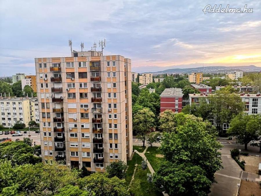 Pöttyös utcánál 2 szobás lakás