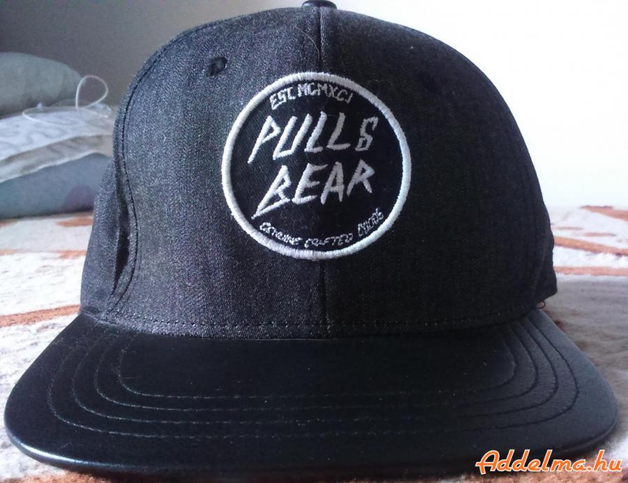 Pull&Bear baseball sapka ÚJ