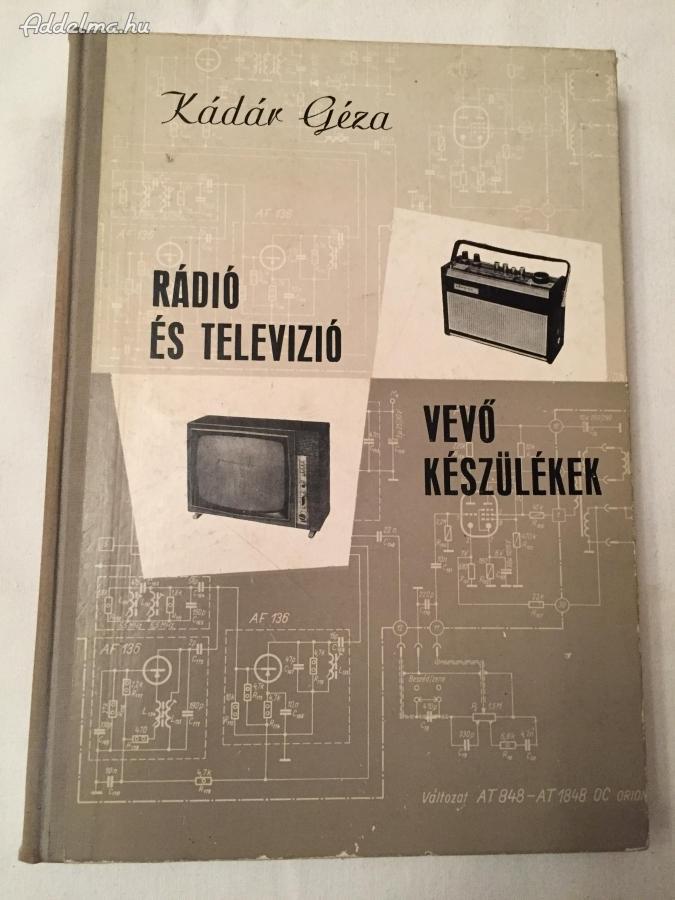 Rádió és televízió Szakkönyv