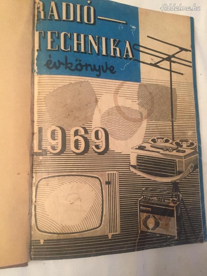 Rádió Technika Évkönyve 1969