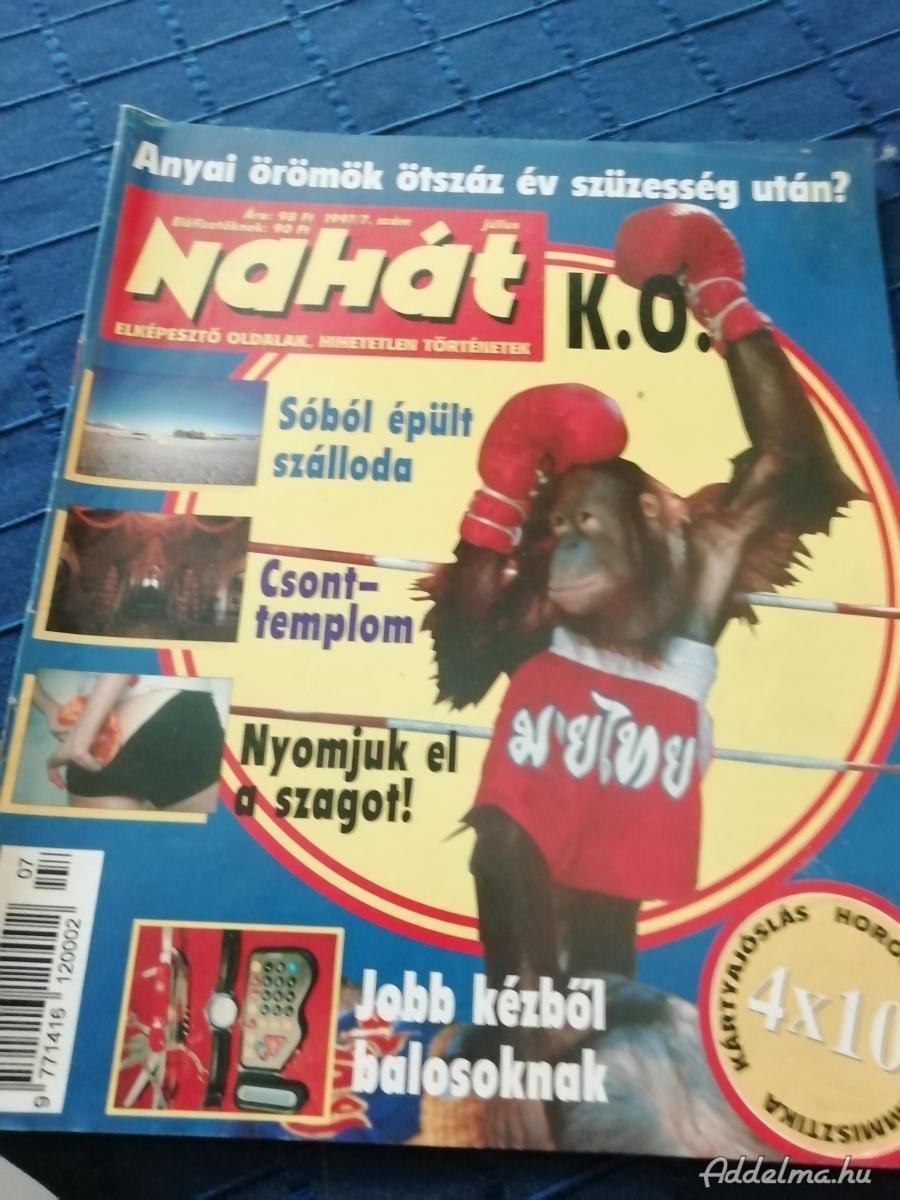 Régi Nahát magazin 2.rész