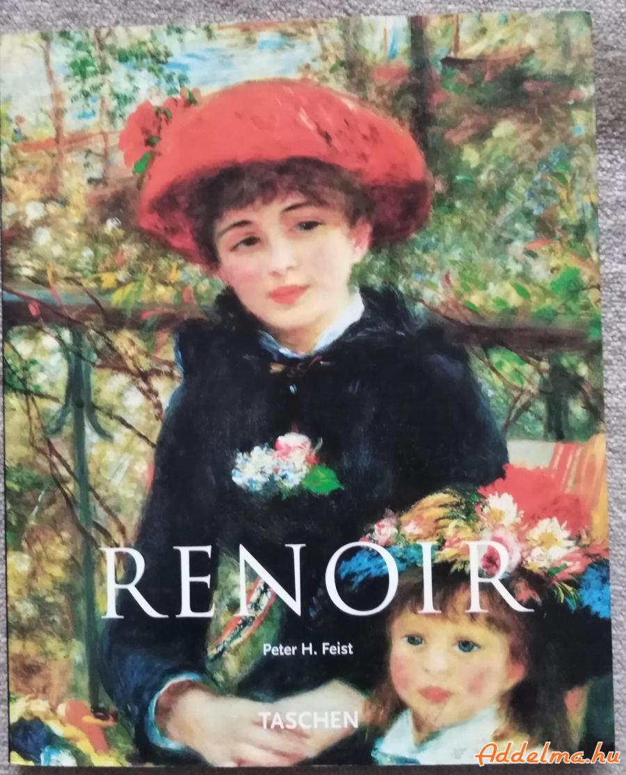 Renoir könyv eladó