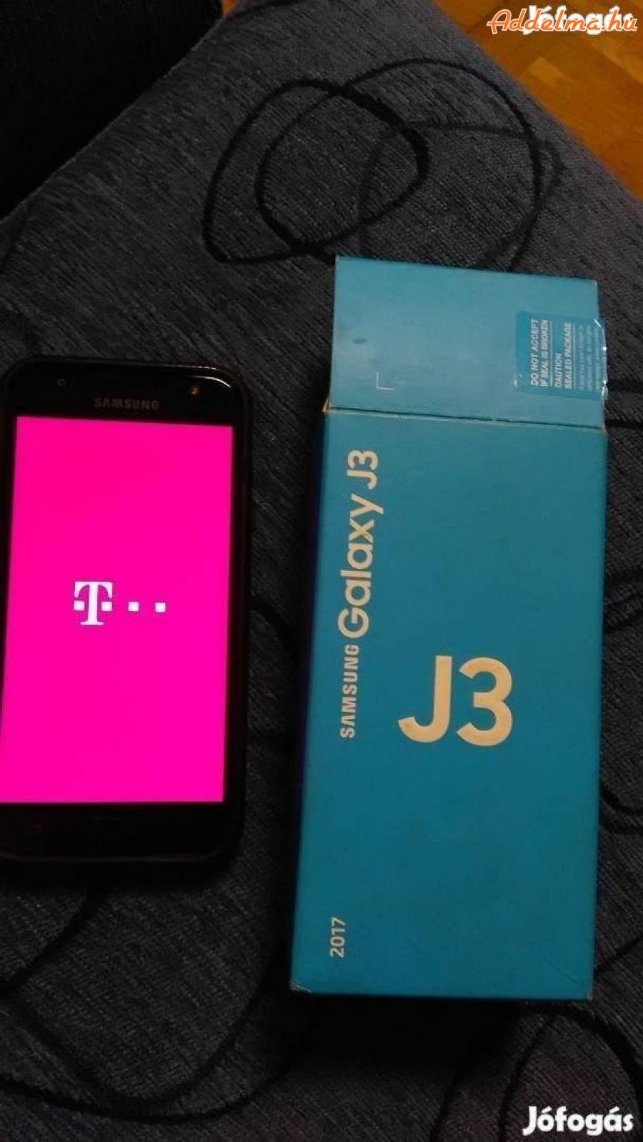 Samsung Galaxy J3, 16GB, 4magos,