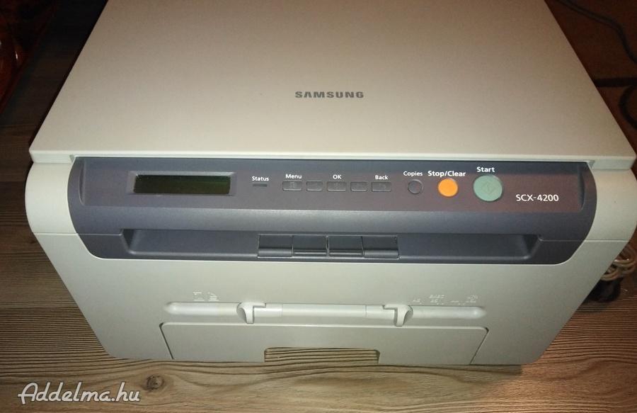 Samsung multifunkciós készülék eladó