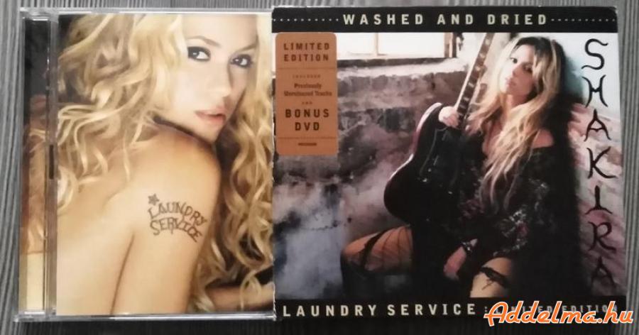 Shakira Limitid Edition CD+DVD eladó