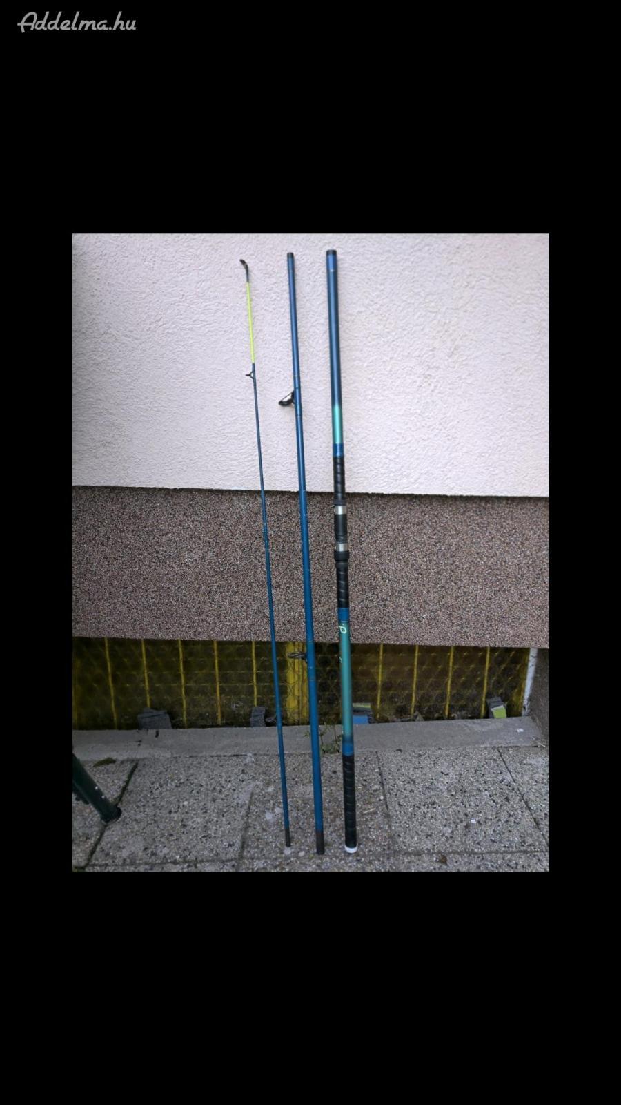 Silstar harcsázó horgászbot