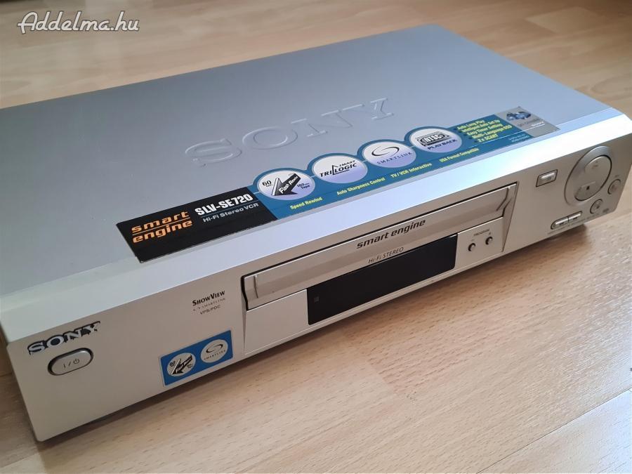 Sony SLV-SE720N VHS lejátszó és felvevő