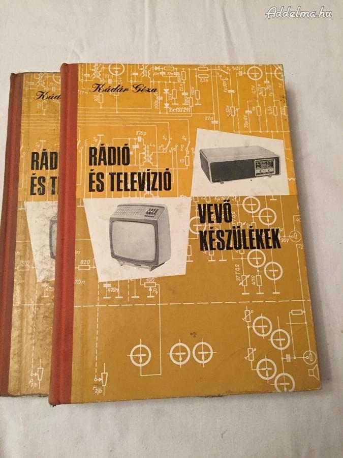Szakkönyv Rádió és Televízió