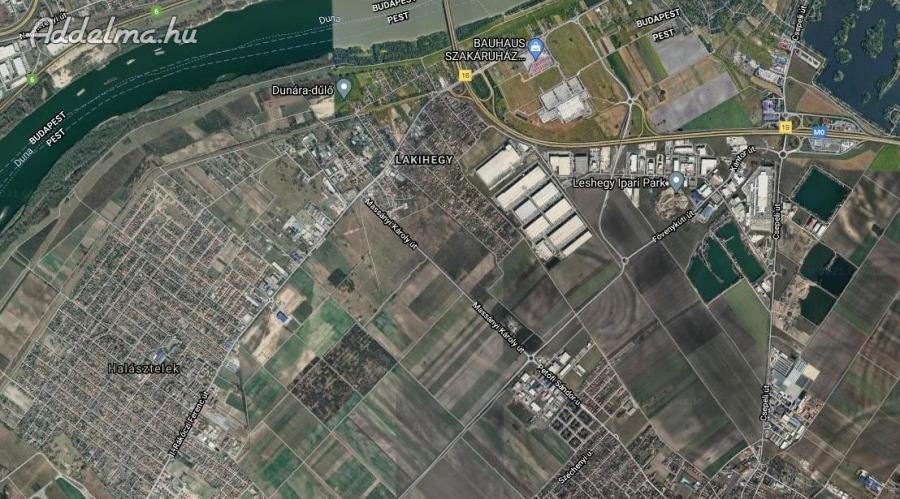 Szigetszentmiklós kiadó raktár 3600 m2