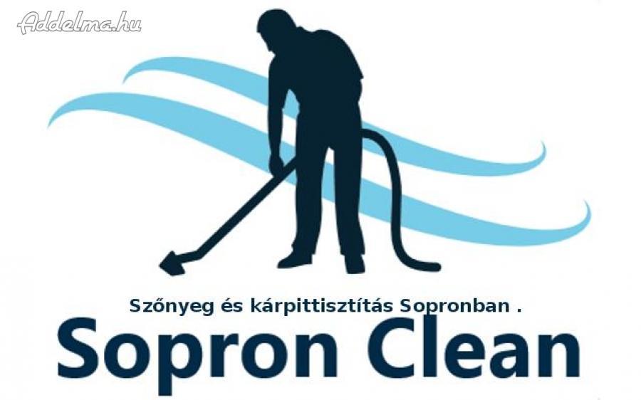 Szőnyeg és kárpittisztítás, ózonos fertőtlenítés Sopronban