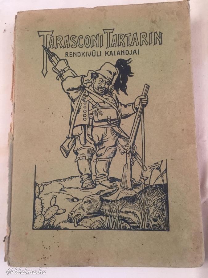 Tarasconi  Tartarin  rendkivüli  kalandjai 1905