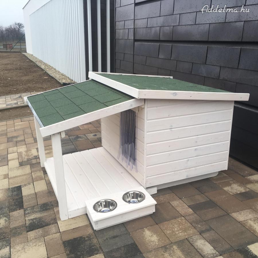 Teraszos kutyaház 50x70