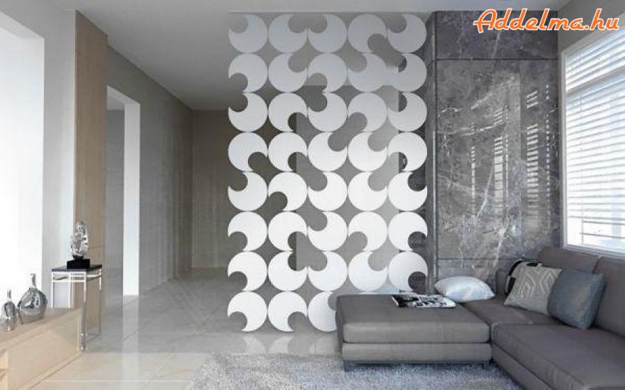 Térelválasztó dekor panel