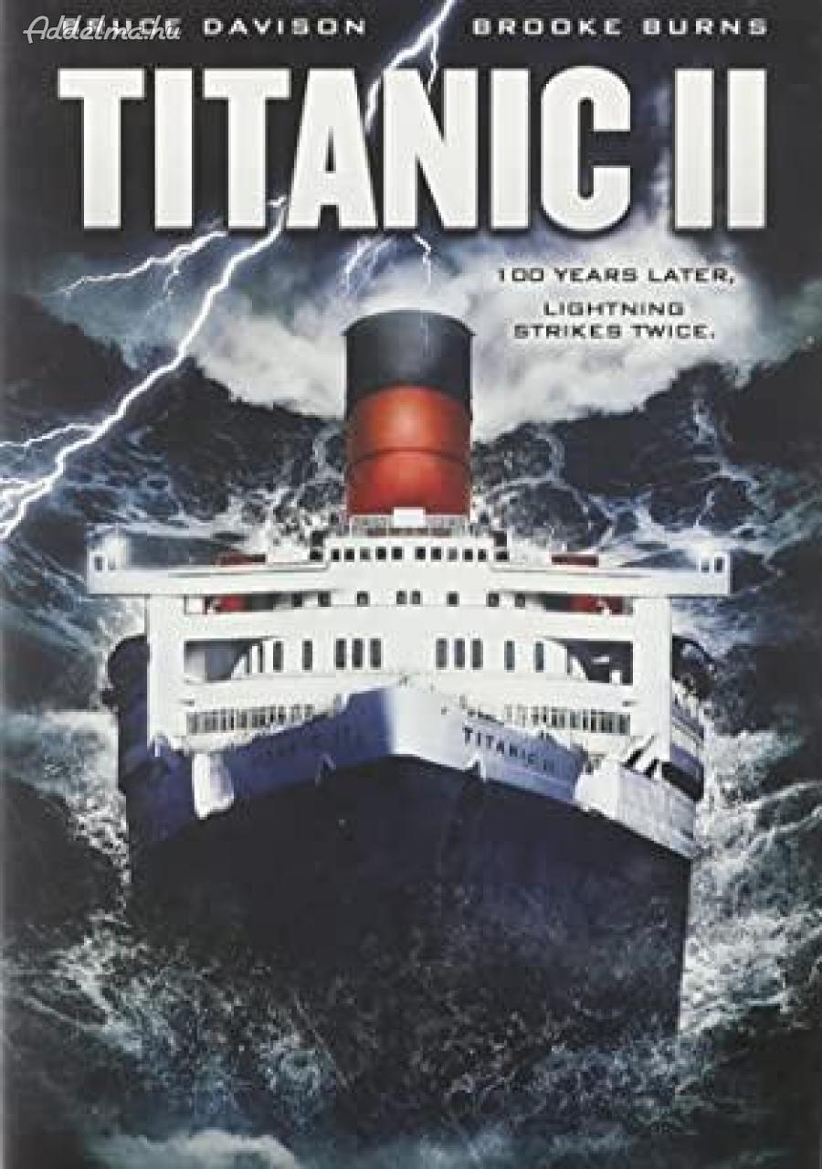 Titanic II. DVD film eladó