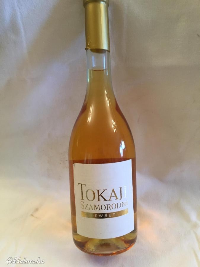 Tokaji Szomorodni édes 2013 évjáratú