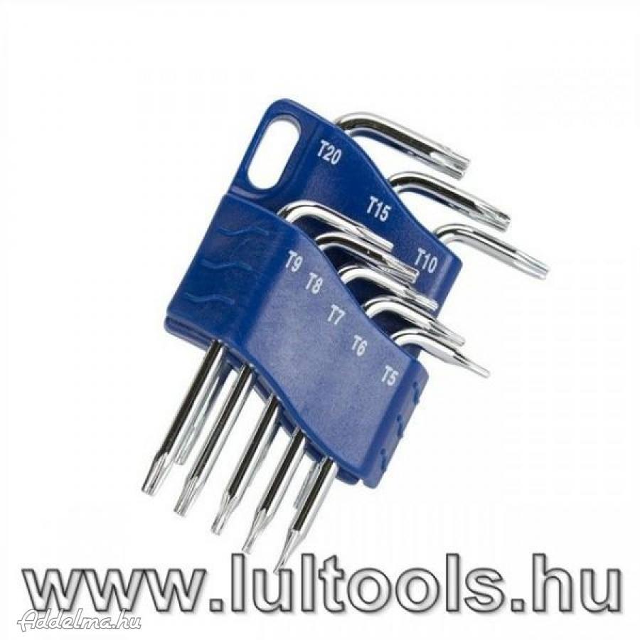 Torx kulcs klt 8db T5-T20