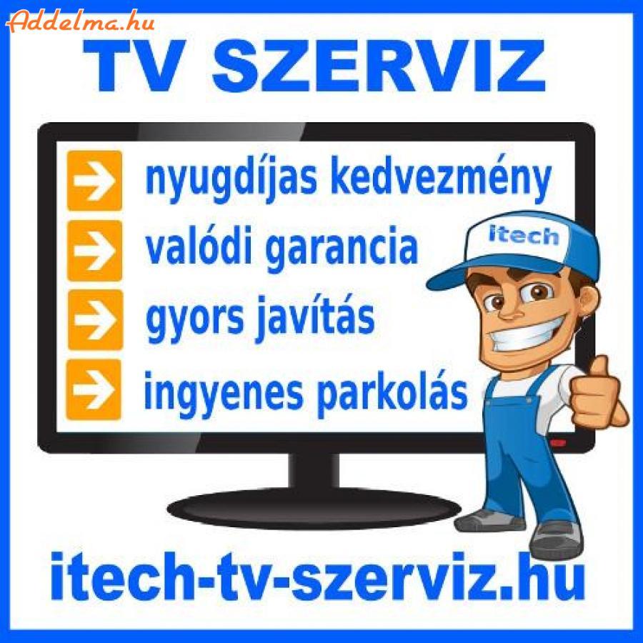 Tv javítás ingyenes bevizsgálással, nyugdíjas kedvezménnyel