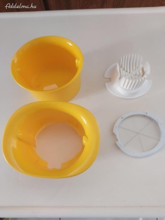 Új tupperware sztár tojásszeletelő csillag betéttel eladó