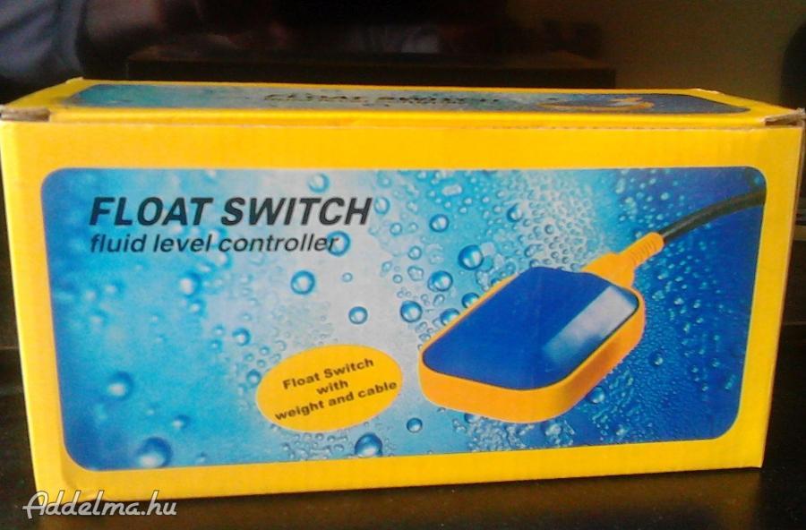 Úszókapcsoló eladó