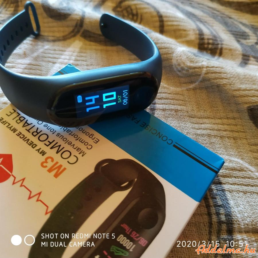 Vérnyomásmérő okos karkötő eladó