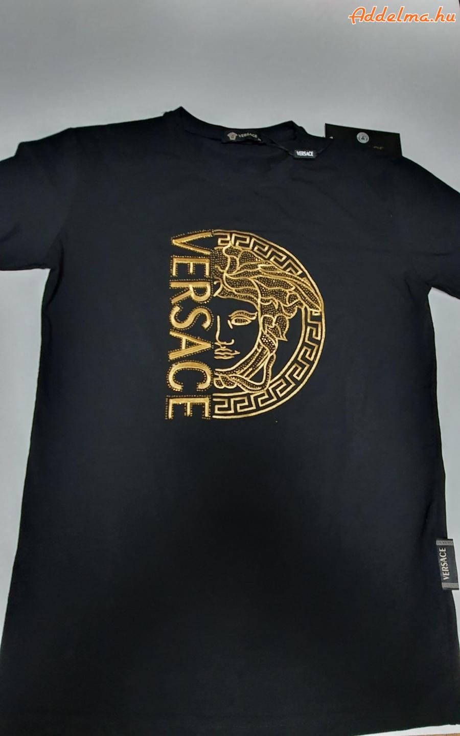 Versace pólók 80-90% kedvezménnyel!