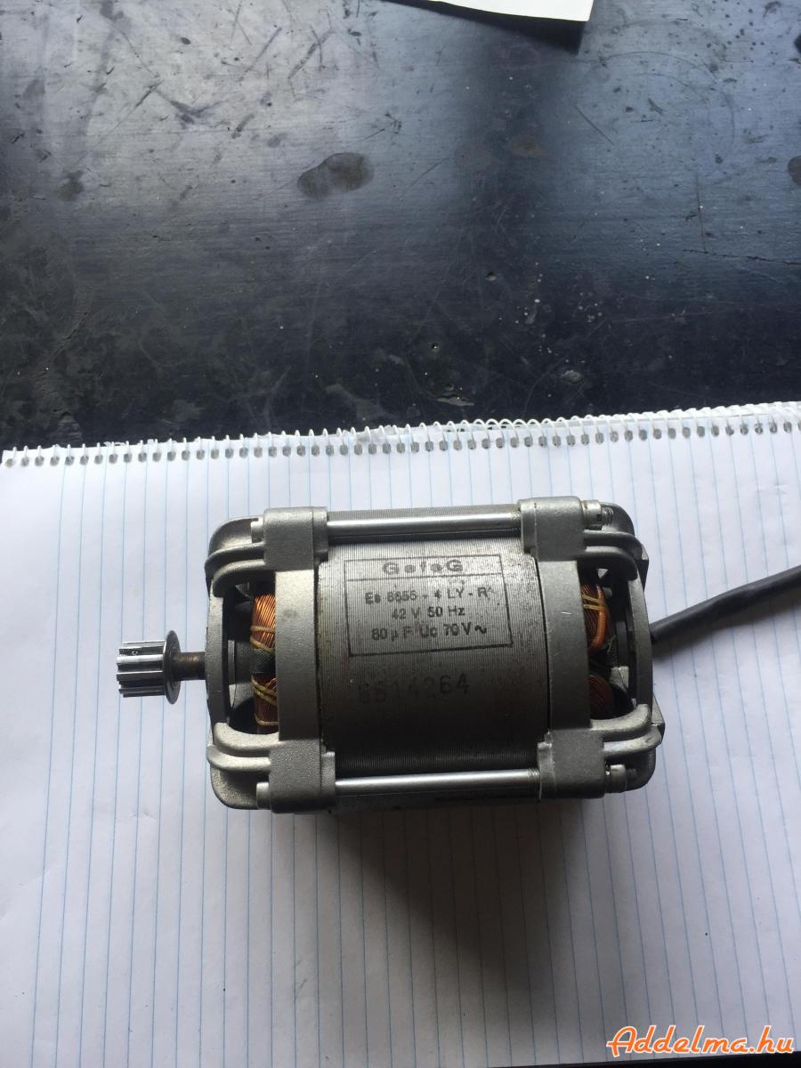Villanymotor  42 V-os  váltó áramú