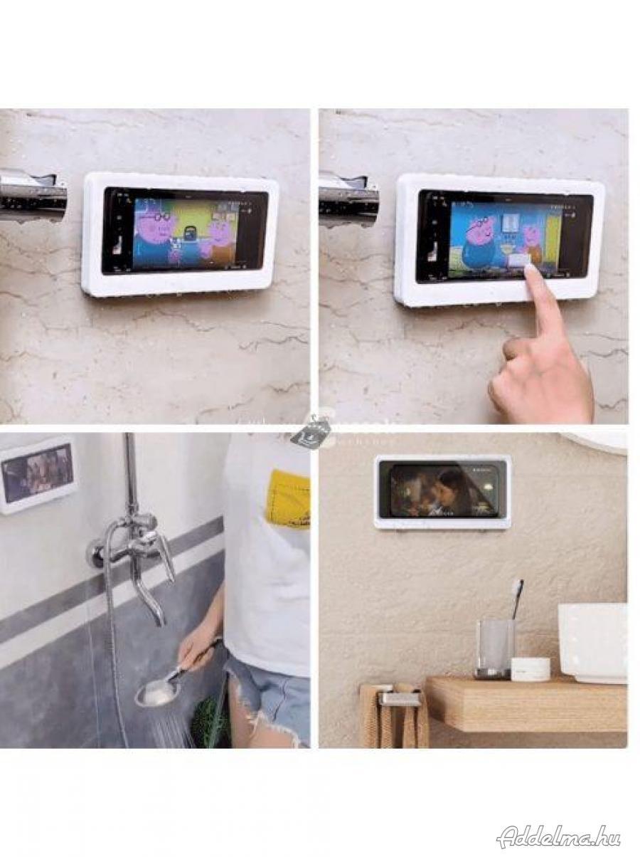 Vízálló telefontartó - Konyhába, fürdőbe