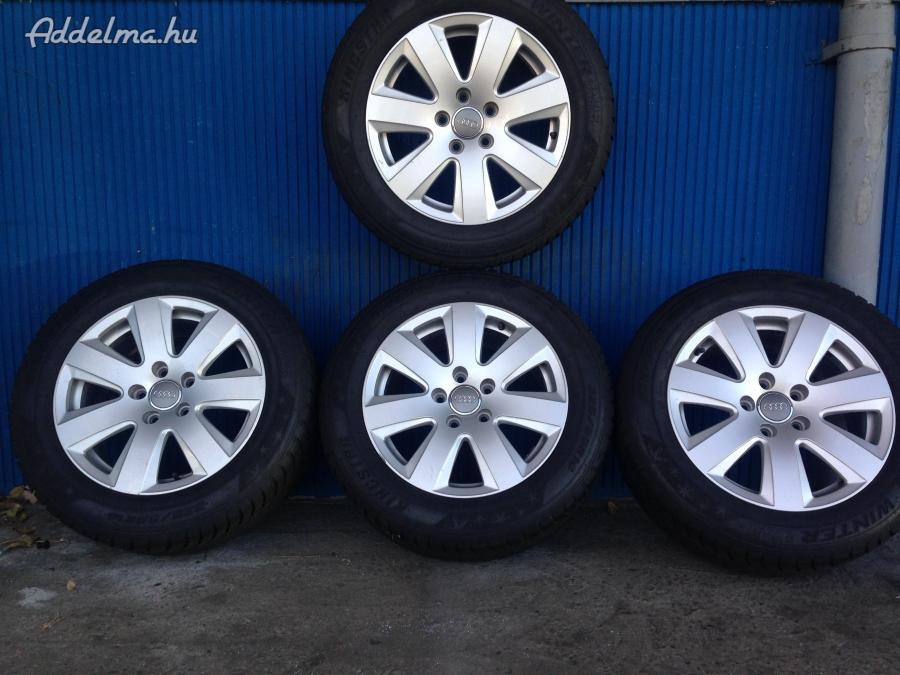 VW AUDI SEAT SKODA BONTOTT ÉS ÚJ FELNIK, ALUFELNIK ÉS GUMIK
